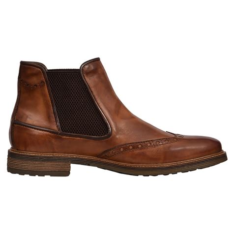 Check out our bugatti shoes selection for the very best in unique or custom, handmade pieces did you scroll all this way to get facts about bugatti shoes? Bugatti Mens Marcello Cognac Leather Ankle Boots 311-3773A-1100-6300