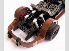 Lego Porsche 911 Has Working Suspension autoevolution