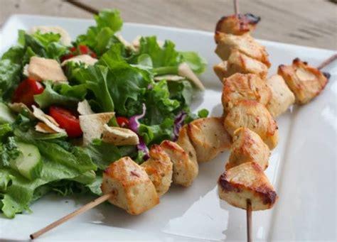 recettes cuisine libanaise la recette facile de poulet shish taouk cuisine libanaise