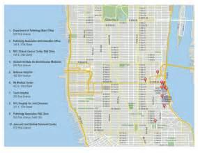 Manhattan Street Map Printable