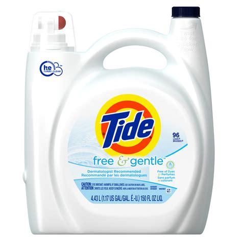 high efficiency laundry detergent shop tide 150 fl oz high efficiency laundry detergent at lowes com