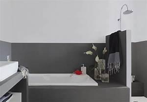 astuces peindre le carrelage de salle de bain With peindre des carreaux de salle de bain