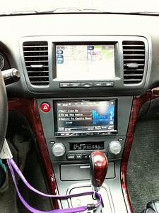 U0026 39 09 Outback W   Dual Zone Climate Stereo Swap Out