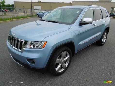 2012 winter chill jeep grand limited 4x4 68707906 gtcarlot car color galleries