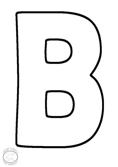 moldes de letras para imprimir y recortar grandes imagenes y dibujos para imprimir