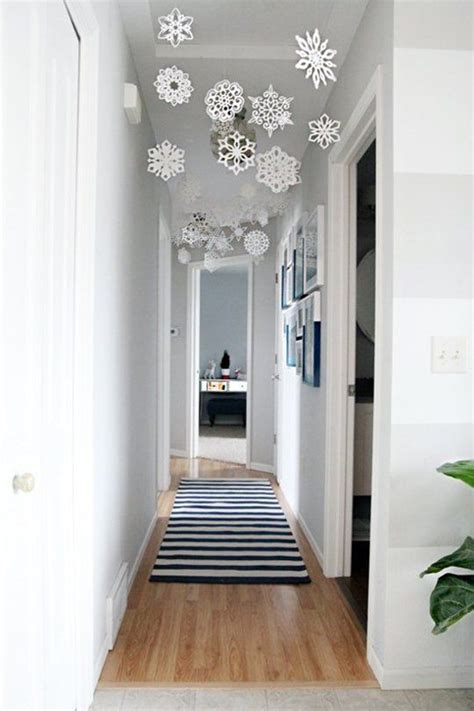creative snowflake decorations  inspire shelterness