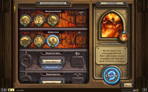 hearthstone ragnaros rogue deck heroic ragnaros easy win deck adventures hearthstone
