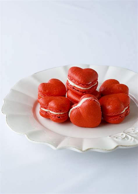 cuisine valentin delectable deliciousness velvet 39 s macarons