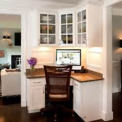 kitchen office furniture 17 best ideas about small corner desk on study corner desk nook and small house