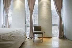 Schlafzimmer Gardinen Ideen : gardinen schlafzimmer 75 bilder beweisen dass gardinen ein muss im schlafbereich sind ~ Sanjose-hotels-ca.com Haus und Dekorationen