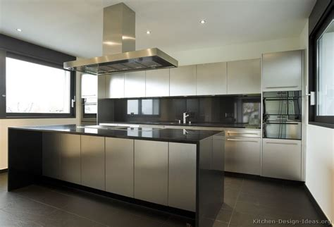 contemporary kitchen cabinets pictures  design ideas