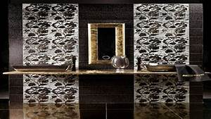 Mosaic Bathroom Tile Designs Decorating Ideas With Floral ...