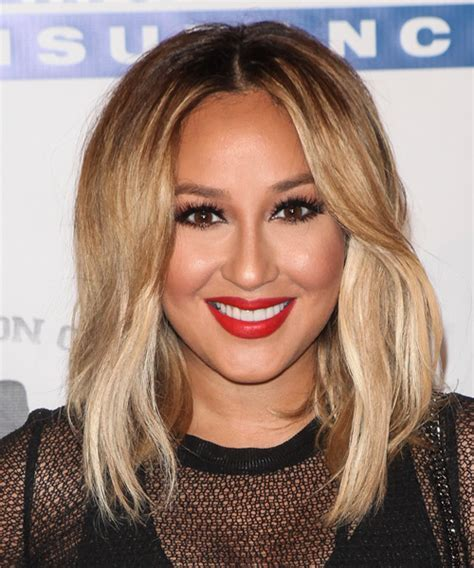 Adrienne Bailon Hairstyles for 2018   Celebrity Hairstyles