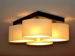 Lampe Mit Eigenen Fotos : deckenlampe deckenleuchte lampe leuchte 4 flammig edles ~ Lizthompson.info Haus und Dekorationen