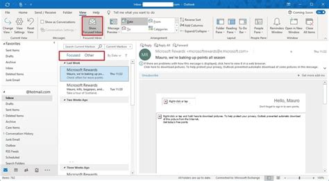 Office 365 Outlook Focused Inbox by How To Use Focused Inbox In Outlook Windows Central