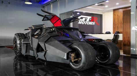 Batman Car The Dark Knight Movie Fuel Engine