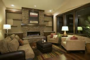 Earth Tone Bedroom Decorating Ideas by Contemporary Family Room Decorating Ideas Home Design Inside