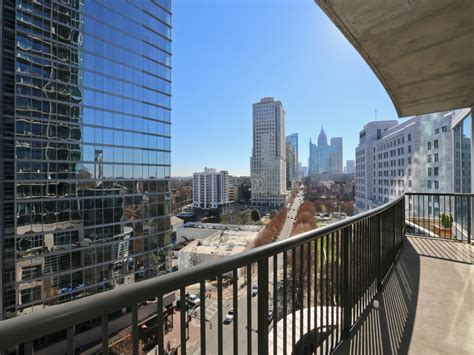 For Sale Atlanta by 1010 Midtown Atlanta Luxury Condo For Sale