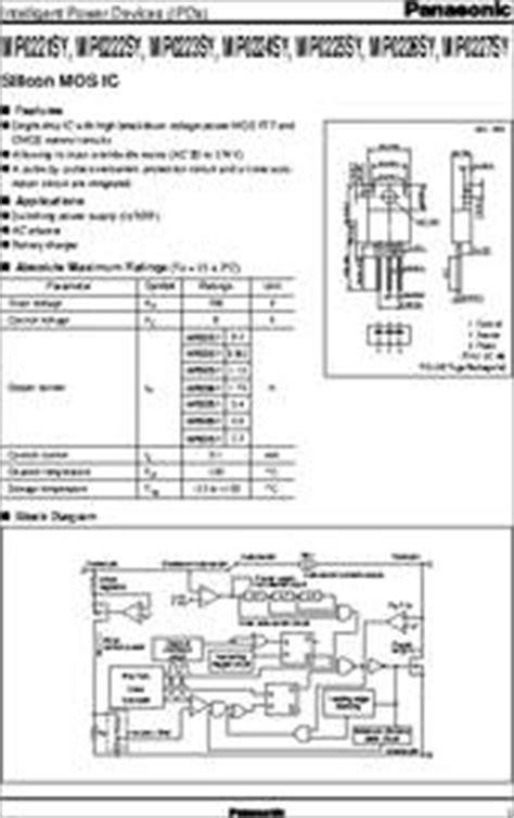 Mipsy Datasheet Intelligent Power Device Ipd