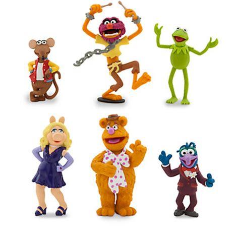 muppets figure play set