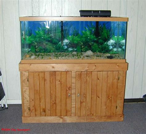 wood aquarium plans  woodworking