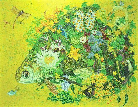 ศิลปะรักธรรมชาติ ผลงานศิลป์แชมป์ 'จิตรกรน้อย' เล่าเรื่อง ...