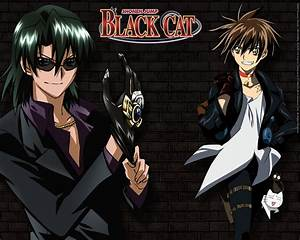 Black Cat (Series) - Yabuki Kentarou - Wallpaper #840769 ...