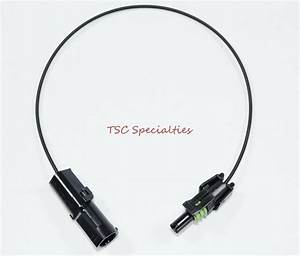 Oxygen O2 Sensor Extension 12 U0026quot  Wiring Harness Gm Chevy Tpi Tbi 350 305 Jeep