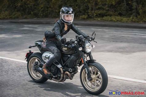 Review Ducati Scrambler Cafe Racer by 2017 Ducati Scrambler Caf 233 Racer Bike Reviews