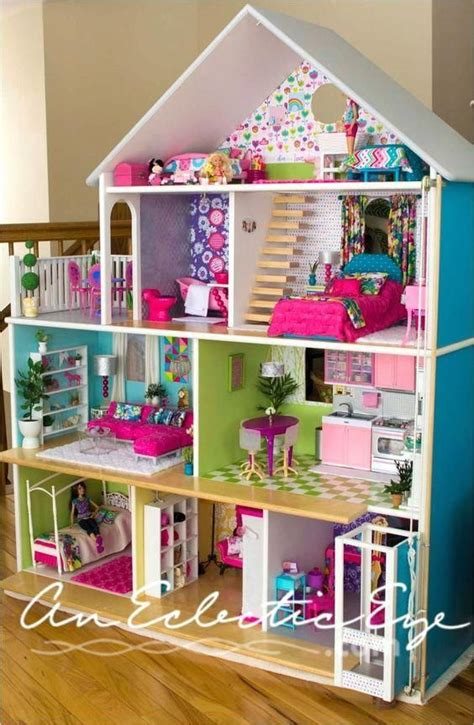 plans  building  barbie doll house doll house
