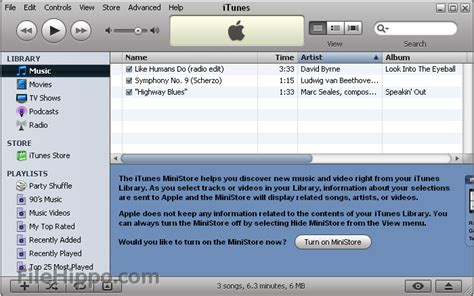 Filehippo itunes download for windows