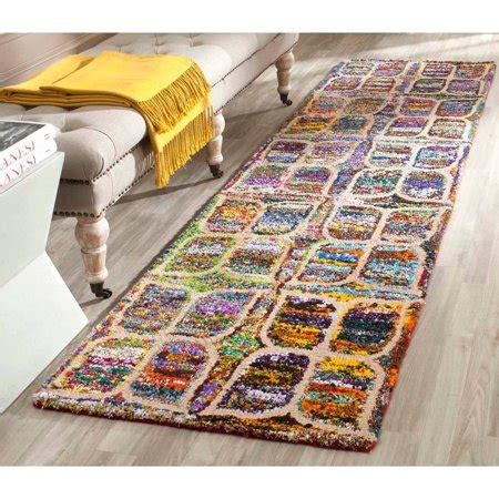 safavieh nantucket rug safavieh nantucket aliah tufted cotton runner rug