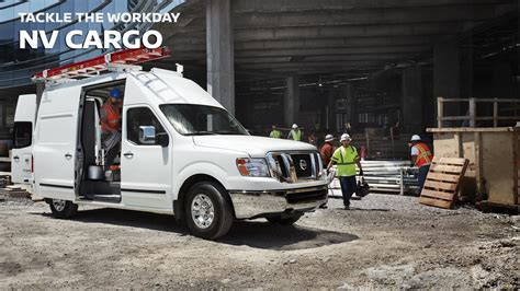 Nv Cargo X by Morlan Nissan We Are Your Local Dealership For New