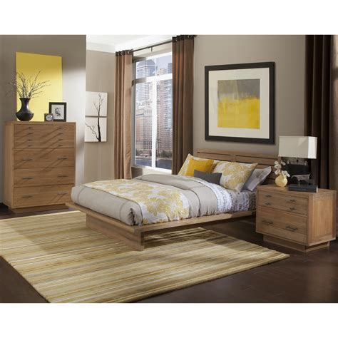 hudson bedroom set cresent furniture hudson slat customizable bedroom set