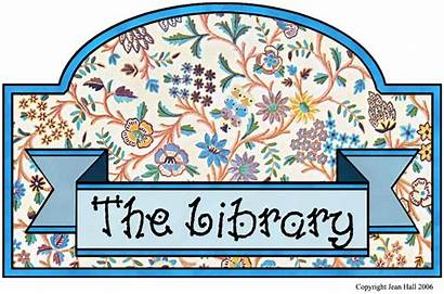 Library Clip Clipart Kitchen Welcome Ready Artbyjean