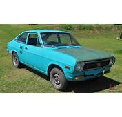 1973 Datsun 1200 Coupe Rolling Body Shell