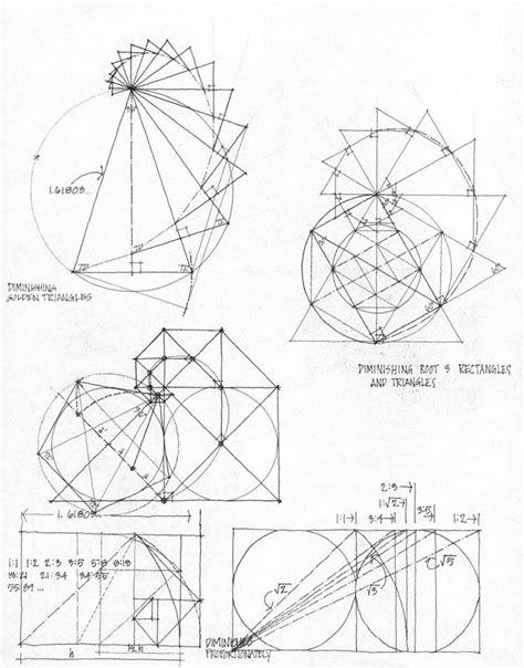 golden proportion in design 226 best math in art science nature images on pinterest sacred geometry fibonacci spiral