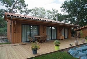 Maison En Bois Construction : maison bois en kit 33 ~ Melissatoandfro.com Idées de Décoration