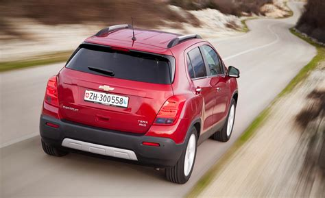 News 2015 Chevrolet Trax Review