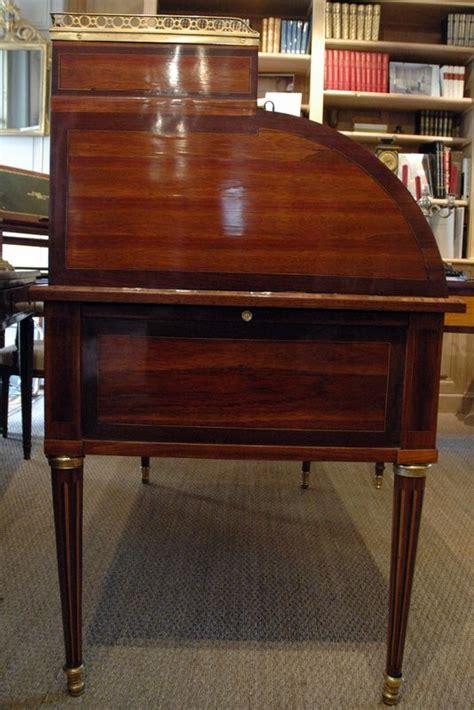 bureau cylindre louis xvi bureau à cylindre époque louis xvi
