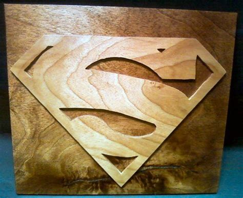 superman wood projects wooden projects woodworking wood