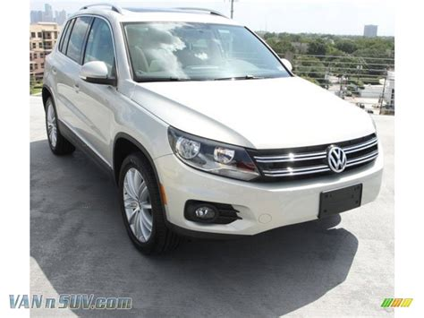 volkswagen tiguan white 2013 volkswagen tiguan se in white gold metallic photo 11