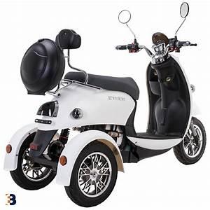 Mach1 E Scooter : 3 wheeled retro electric mobility scooter 60v 100ah 500w ~ Jslefanu.com Haus und Dekorationen