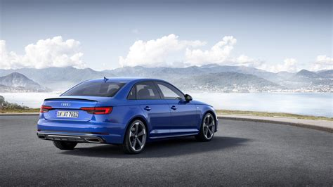 Audi A4 2019 by 2019 Audi A4 Arrives With The Mildest Of Updates