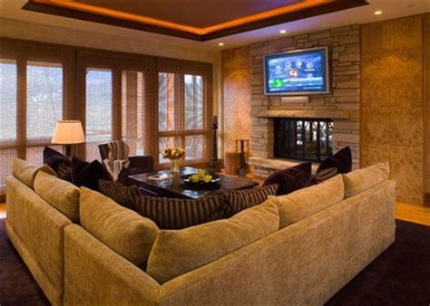 windows  couch mounted tv media room pinterest
