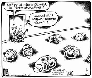Tom Toles - Tough nuts to crack