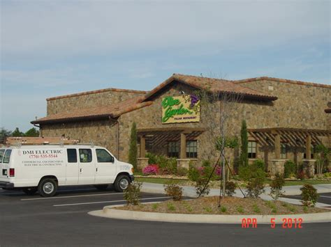 olive garden buford projects dmi electric