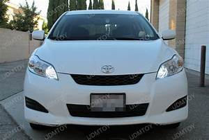 Toyota Matrix Camry Venza 9005 Led Daytime Running Lights