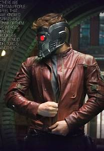 Guardians of the Galaxy: New Star-Lord Photos Revealed ...