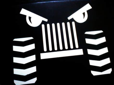 jeep sticker ideas meen jeep meenjeep twitter